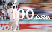 Tribute to Sachin Tendulkar (they call him God of Cricket) on his achievement of 100 centuries combining ODI and Test matches.