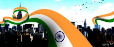 Tribute to Indian Flag