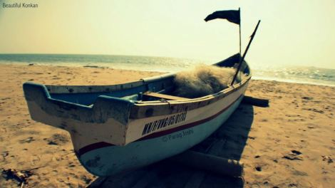 Beach in Tarkarli