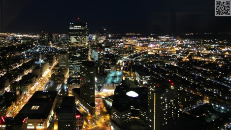 North Boston from Prudential Center Skywalk