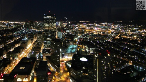 Atop Prudential Center