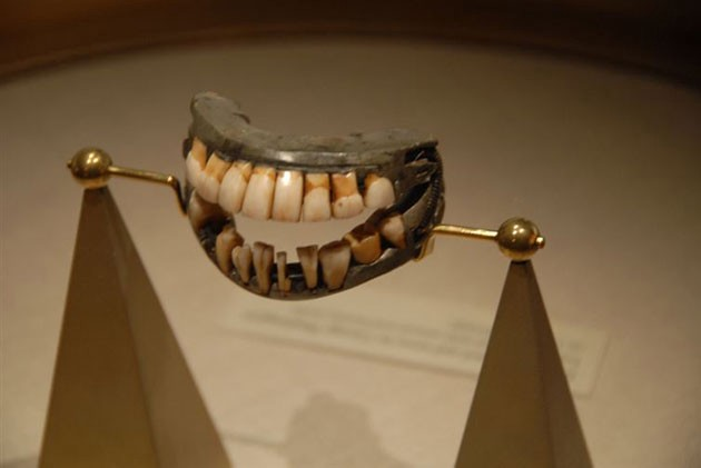 George-Washingtons-teeth